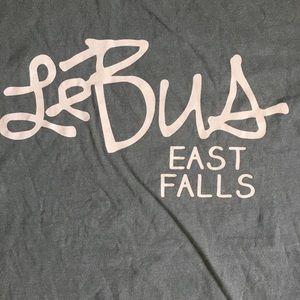 LeBus East Falls Vtg T shirt M